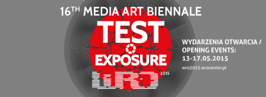 ScareMail at 2015 WRO Media Art Biennale