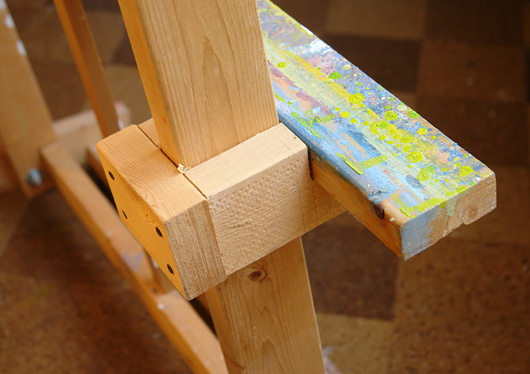 Diy do it yourself guides benjamin grosser build your own easel solutioingenieria Gallery