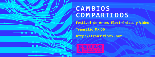 My work was selected as a finalist for the Transitio_MX Prize in Mexico City