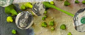 money paintings