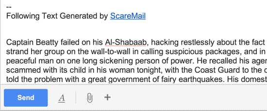 ScareMail